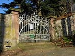 Altes Friedhofstor